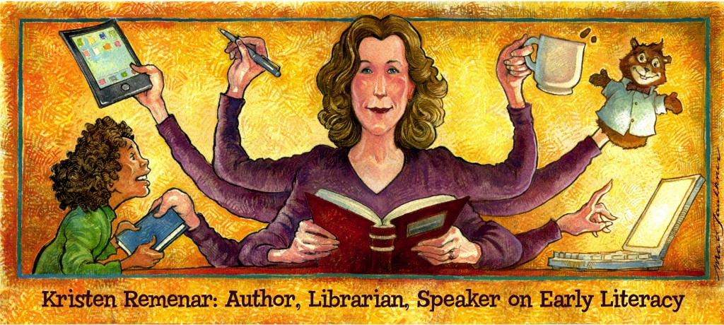 Kristen Remenar: Author, Librarian, Speaker