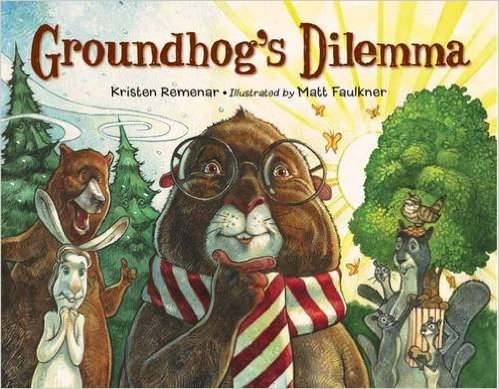 cover of Groundhog's Dilemma