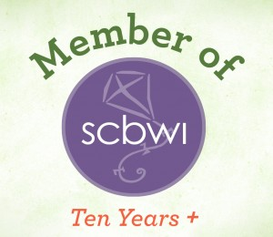 Member of SCBWI for 10 years