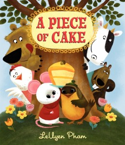 A Piece of Cake by LeUyen Pham