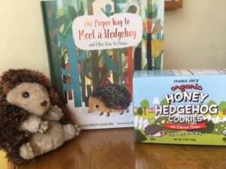The Proper Way to Meet a Hedgehog and Other How To Poems
